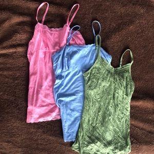 3/$20 - Bundle! - Three SO Camisoles